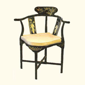 Asian Style Corner Chair