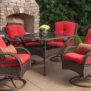 La-Z-Boy Bristol Patio Dining Set