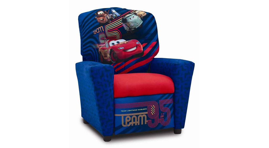 Cars 2 Kids Recliner ...  sc 1 st  Really Cool Chairs & Disney Cars 2 Kids Recliner - Really Cool Chairs islam-shia.org