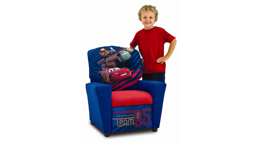 Cars 2 Kids Recliner
