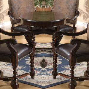 Coaster Game/ Dining Arm Chairs