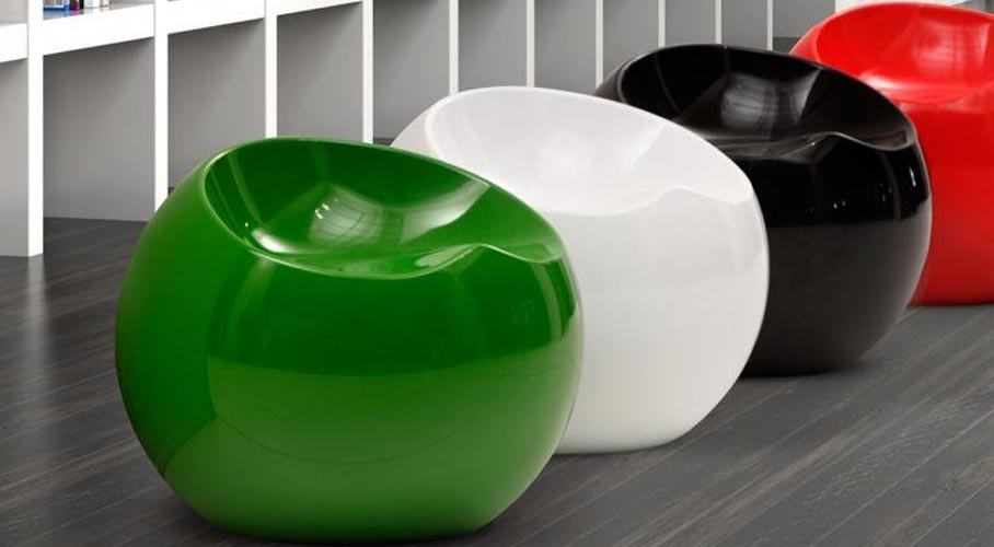 The Drop Stool (4 Colors)
