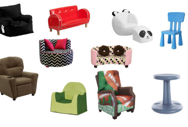 10 Funky Chairs Your Kids Will Love