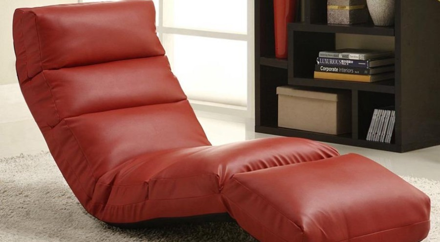 Gamer Floor Lounge Chair by Homelegance