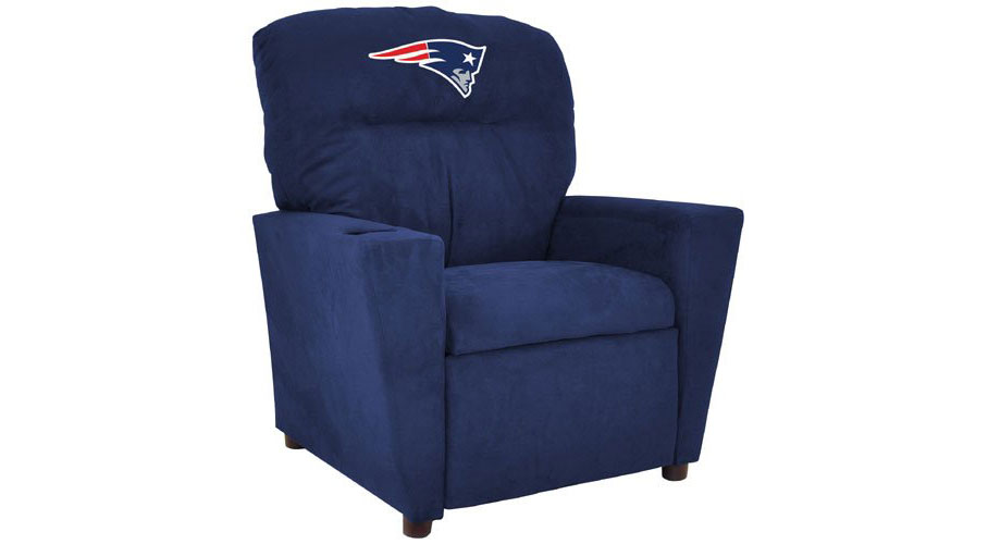Kids NFL Recliner (New England Patriots)