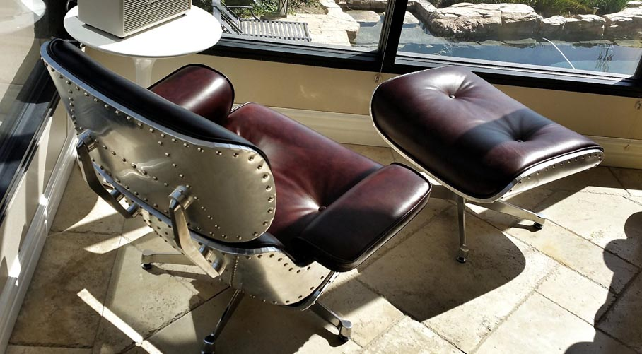 Aluminum Aviator Lounge Chair Really Cool Chairs