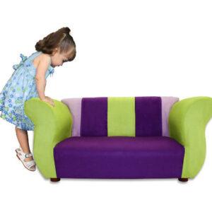 Fantasy Furniture Fancy Kids Sofa
