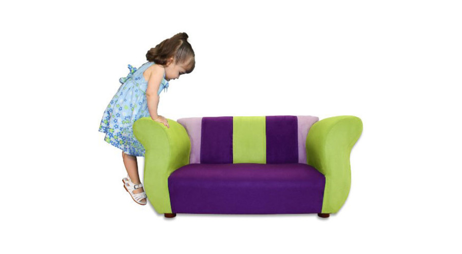 Fantasy Furniture Fancy Kids Sofa