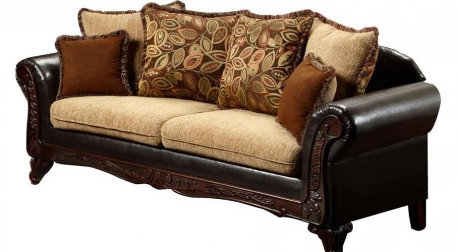 Kamil Classic Sofa