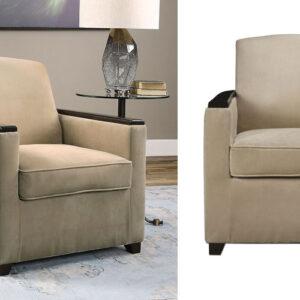 Art Deco Contemporary Club Chair