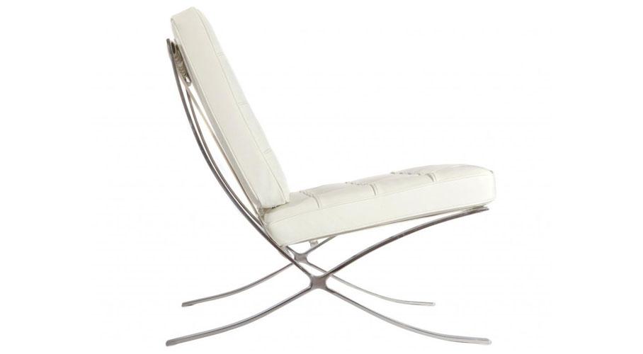 Barcelona Style Modern Pavilion Chair