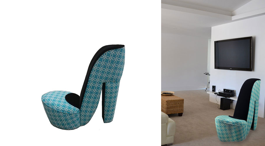 High Heel Shoe Chair