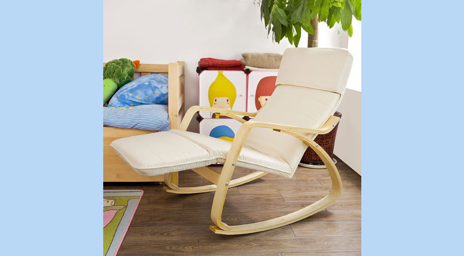 Lounge Rocking Chair