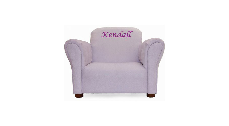 Personalized Kids Mini Chair