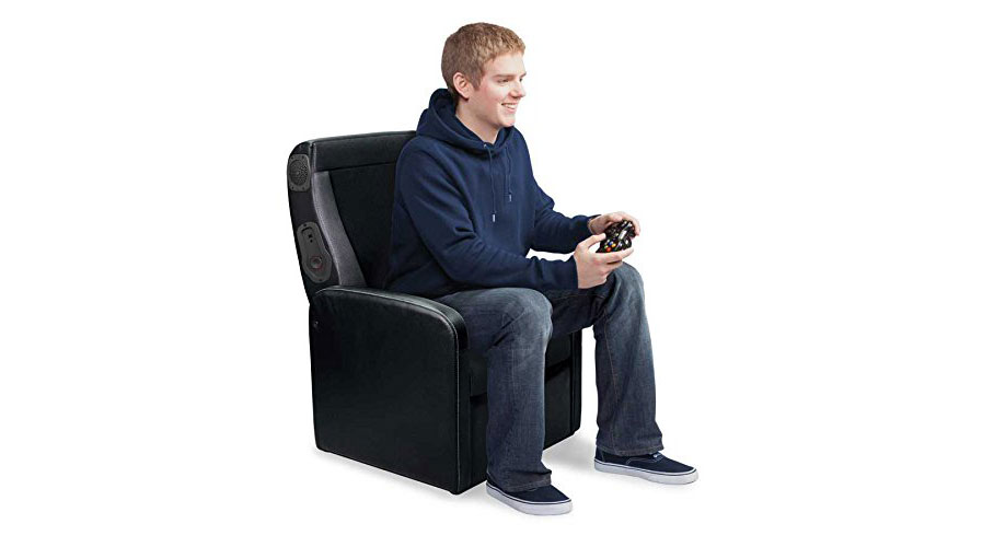 LevelUp Gear Gaming Ottoman Chair