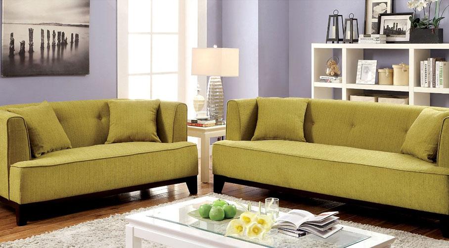 Affordable America Elsa Neoretro Sofa With Retro Sofa