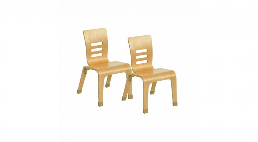 ECR4Kids Bentwood Chair