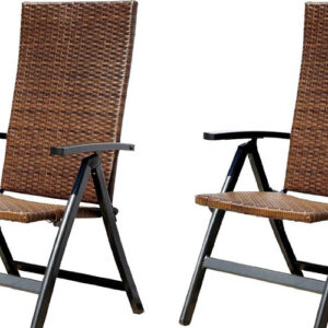 Greendale Wicker Outdoor Chairs