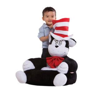 Dr Seuss Plush Kids Chair