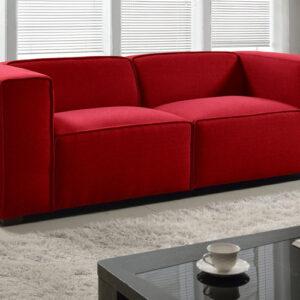 Modern Block Shaped Sofa