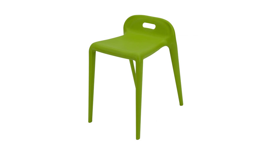 Backless Dining Chair