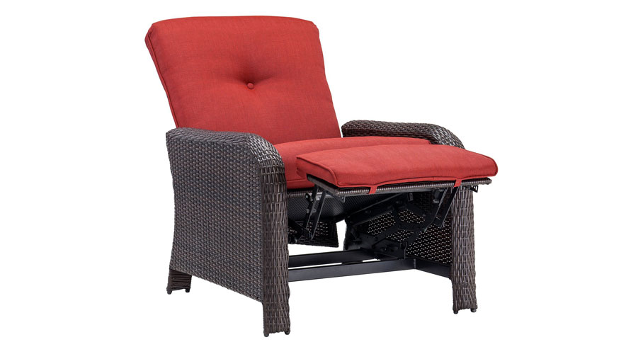 Luxury Garden Recliner