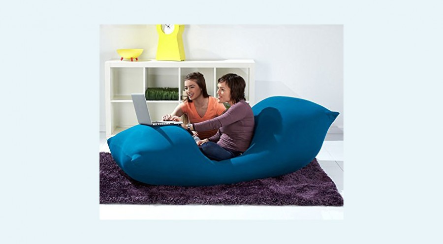 Comfortable Reading Chair With Ottoman