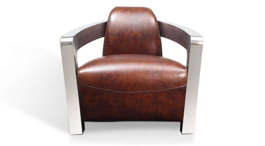 Odyssey Aviator Leather Chair Really Cool Chairs