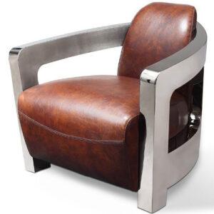 Odyssey Aviator Leather Chair