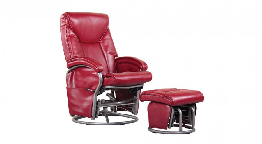 Shermag Swivel Glider Recliner