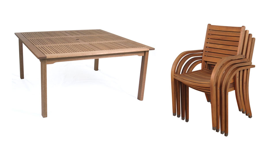 Our online reclaimed teak outdoor dining tables open and  : amazonia arizona garden dining set 2 from williamwalker.club size 908 x 500 jpeg 49kB