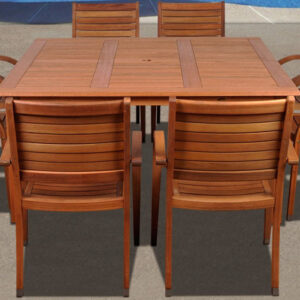 Amazonia Arizona Garden Dining Set