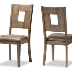 Baxton Studio Dining Chair
