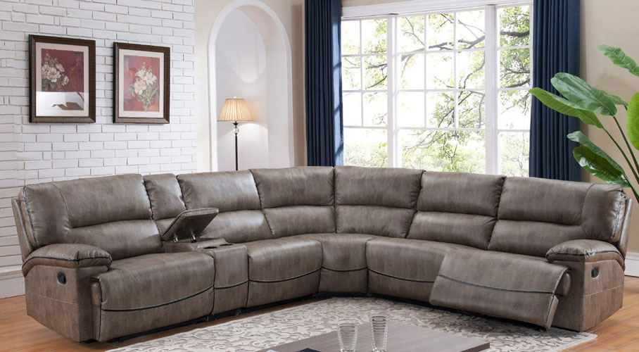 Donovan 6-Piece Sectional Sofa