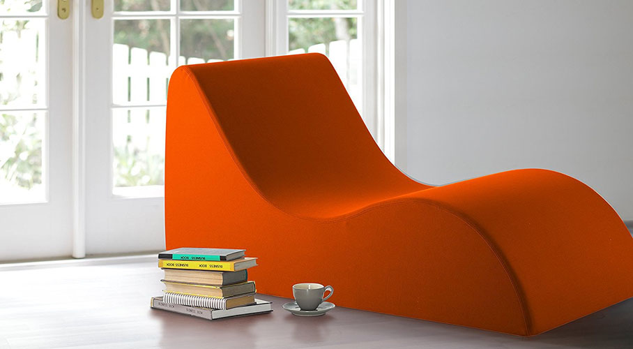 ... Vivon Foam Lounging Chair ...