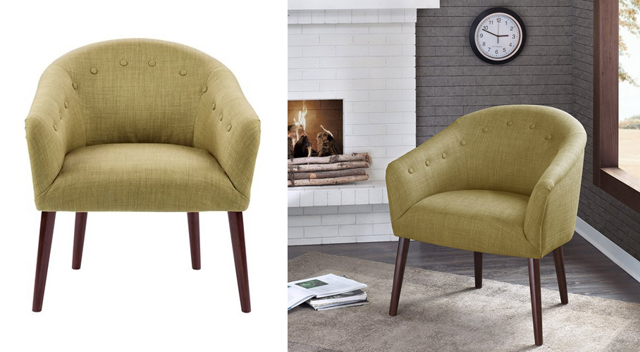 ... Madison Park Camilla Accent Chair ...