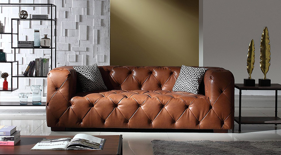 Chesterfield Leather Sofa · Chesterfield Leather Sofa ...