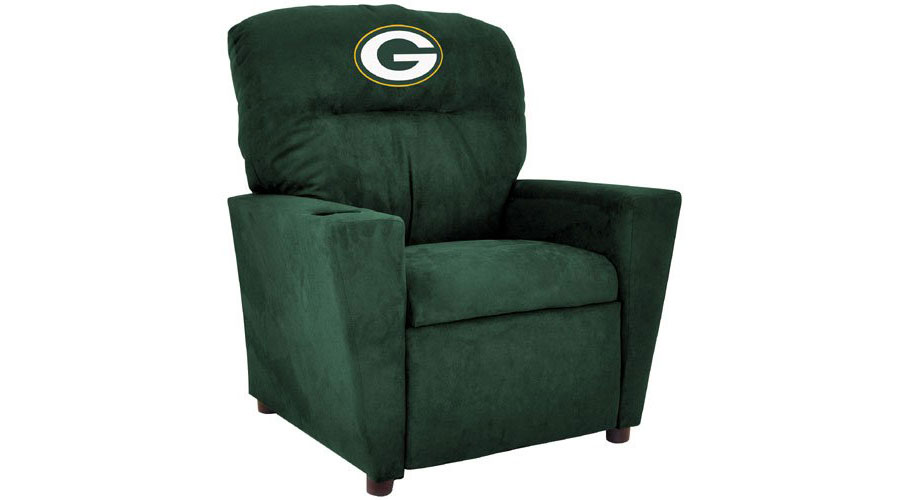 Kids NFL Recliner (Green Bay Packers)