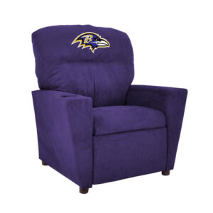 Kids NFL Recliner (Baltimore Ravens)
