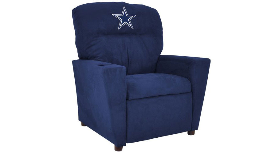 Kids NFL Recliner (Dallas Cowboys)