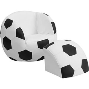 Flash Furniture Kids Soccer Chair