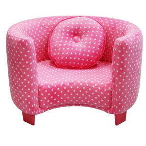 Newco Comfy Spotted Kids Chair