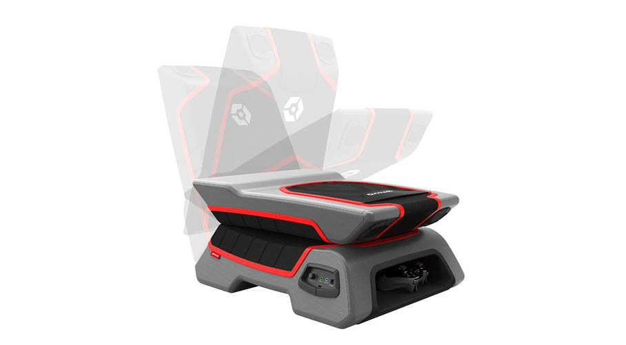 Gioteck Foldable Gaming Chair