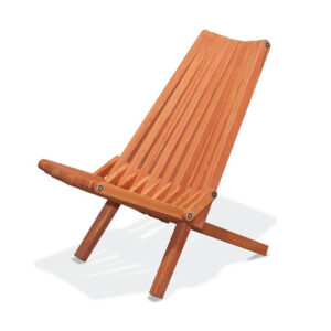 GloDea X36 Natural Lounge Chair