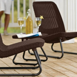 Keter 3-Piece Patio Set