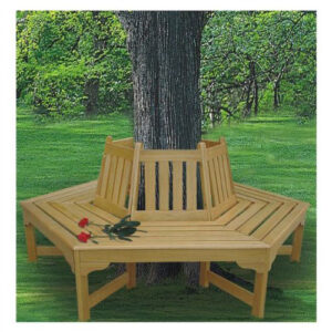 Sequoia Wrap Around Bench