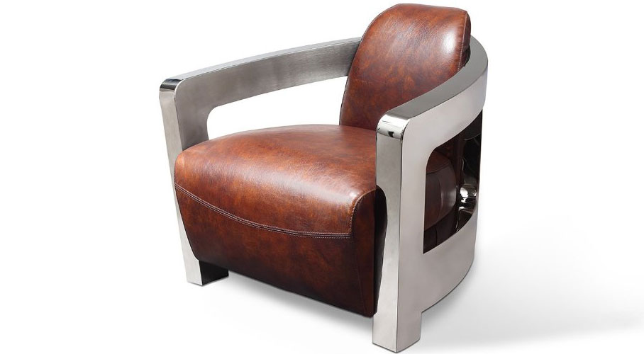 Odyssey Aviator Leather Chair