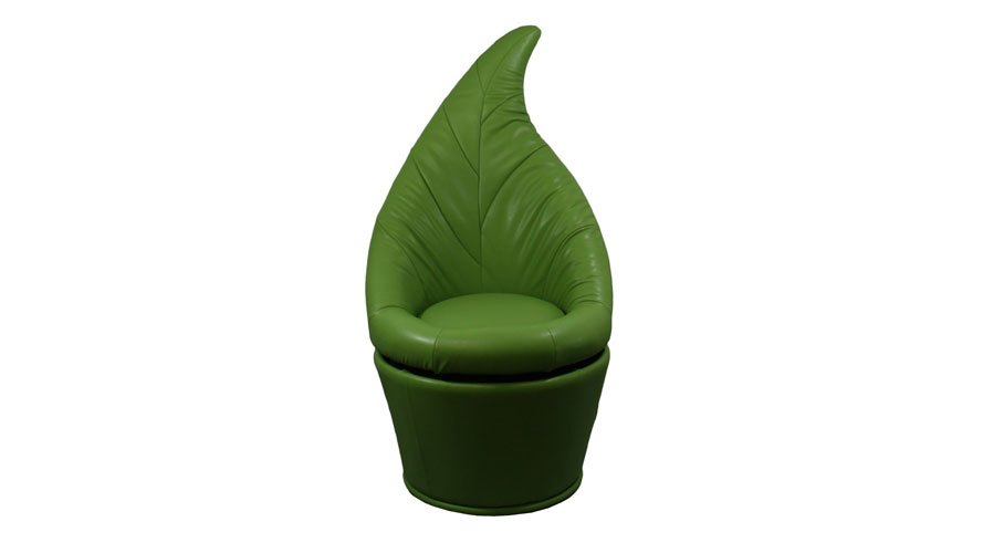 Leaf Swivel Chair