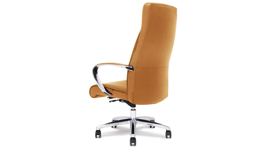 Forbes Leather Executive Chair